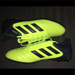 ba001c381 adidas Shoes - Adidas Copa 17.2 FG Soccer Yellow Mens size 11